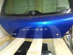 Крышка багажника. Subaru Impreza, GG3, GGC, GG2, GGB, GGA, GG, GG9, GG5, GGD