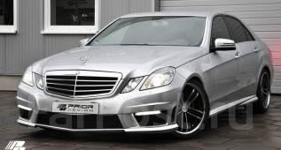 Обвес кузова аэродинамический. Mercedes-Benz E-Class, W212. Под заказ