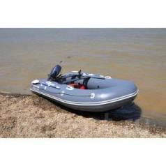 Лодка Гидра / Hydra 380 Оптима, Ткань 850 Г/М2. Год: 2017 год, длина 3,80м., двигатель подвесной, 25,00л.с., бензин