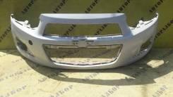 Бампер передний CHEVROLET AVEO (Т300) С 2011Г