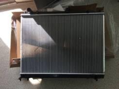 Радиатор охлаждения двигателя. Mitsubishi Pajero, V83W, V93W, V88W, V97W, V87W, V98W, V80 Двигатели: 6G75, 6G72