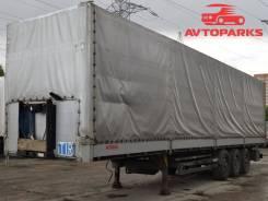 Kogel SN24. Kogel SN 24 Без пробега по РФ. борт-тент 2011 год на дисках, 28 600 кг.