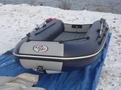 Надувная лодка Компас / CompAs 330. Год: 2016 год, длина 330,00м., двигатель подвесной, 15,00л.с., бензин