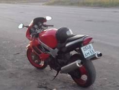 Honda VTR 1000F. 998 куб. см., исправен, птс, с пробегом