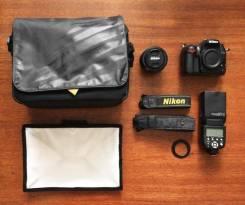 Nikon D7000. зум: без зума