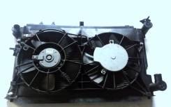 Радиатор охлаждения двигателя. Toyota Avensis, AZT251L, AZT255, AZT250W, AZT250, AZT251, AZT251W, AZT220, AZT255W, AZT220L, AZT250L