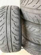 Dunlop Direzza ZII. Летние, износ: 10%, 4 шт