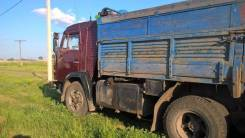 Камаз. зерновоз с прицепом, 3 000куб. см., 8 000кг., 6x4