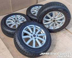 Bridgestone Toprun. 6.5x16, 5x114.30, ET46, ЦО 73,1мм.