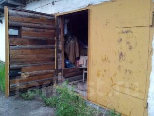 """Гаражи капитальные. улица Зиганшина 23, р-н ш. Амурская, ГСК """"Шахтёр"""", 45 кв.м., подвал. Вид снаружи"""