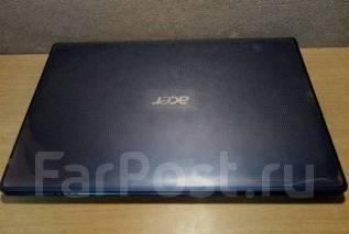 """Acer Aspire 5750ZG. 15.6"""", 3,0ГГц, ОЗУ 3072 Мб, диск 500 Гб, WiFi, Bluetooth, аккумулятор на 4 ч."""