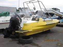 Suzuki. длина 5,00м., двигатель подвесной, 70,00л.с., бензин