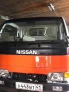 Nissan Atlas. , 3 200 куб. см., 1 000 кг.