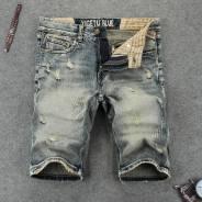 Шорты джинсовые. 48, 50, 52, 54, 56. Под заказ