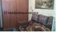 2-комнатная, улица Калинина 105. Чуркин, 52 кв.м. Комната