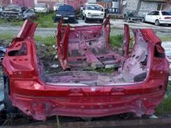 Задняя часть автомобиля. Toyota Auris, NZE151, NZE151H, ZRE152H, ZRE152