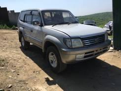 Toyota Land Cruiser Prado. RZJ95, 3RZ