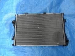 Радиатор охлаждения двигателя. BMW 7-Series, E38 Двигатель M62B35