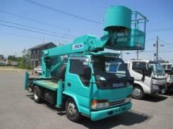 Isuzu Elf. Isuzu ELF автовышка, 4 600 куб. см., 12 м. Под заказ