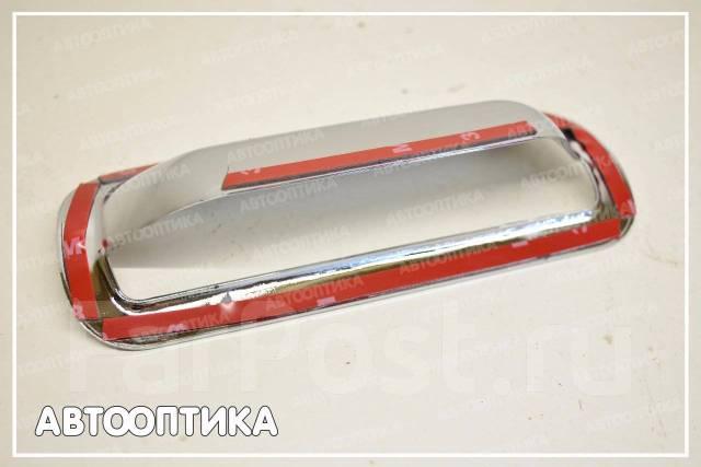 Накладка на ручки дверей. Honda CR-V, RE5, RE4, RE3, RE7 Двигатели: K24Z4, R20A2, K24A