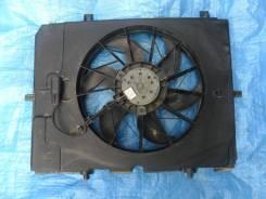 Вентилятор охлаждения радиатора. Mercedes-Benz E-Class, W210 Двигатели: M, 112, E24