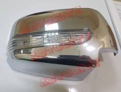 Накладка на зеркало. Mitsubishi Pajero Sport