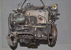 Двигатель в сборе. Kia Credos Kia Clarus