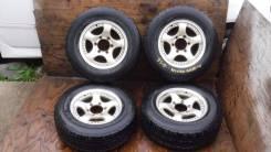 Отличные колеса Nissan Caravan. 7.0x15 6x139.70 ET0