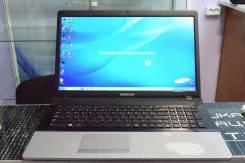 """Samsung 300E7A. 17.3"""", 2,2ГГц, ОЗУ 4096 Мб, диск 500 Гб, WiFi, Bluetooth, аккумулятор на 2 ч."""