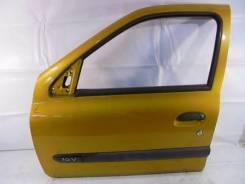 Дверь передняя левая Renault Renault Clio 2