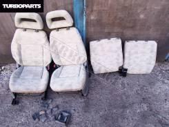 Сиденье. Suzuki Jimny, JB33W, JB43W Suzuki Jimny Wide, JB33W, JB43W Двигатели: G13B, M13A