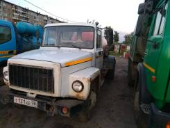 ГАЗ 3309. Продам ассенизатор