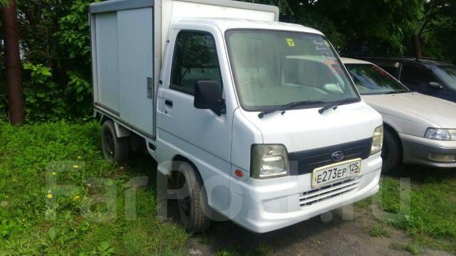 Subaru Sambar Truck. Продам самый экономный грузовик Subaru Sambar, 658 куб. см., 350 кг.