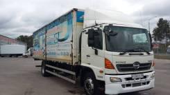 Hino 500. Продаётся грузовик спец фургон (бабочка), 7 684 куб. см., 9 500 кг.