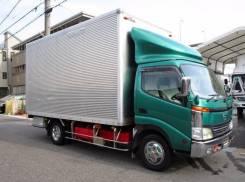 Hino Dutro. фургон с аппарелью, 4 900куб. см., 3 000кг. Под заказ