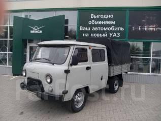 """УАЗ 39094 Фермер. УАЗ-390945 """"Фермер"""" от официального дилера УАЗ-АГАС, 2 700 куб. см., 1 075 кг."""