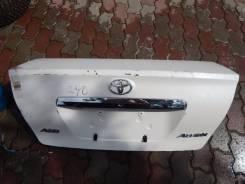 Крышка багажника. Toyota Allion, AZT240, NZT240, ZZT240, ZZT245