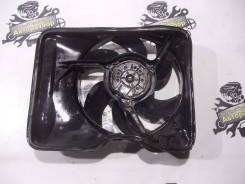 Вентилятор радиатора кондиционера Opel Omega