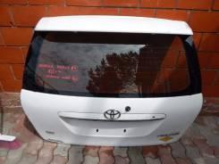 Дверь багажника. Toyota Corolla Fielder, NZE124, ZZE124G, ZZE124, ZZE123, ZZE122, NZE124G, ZZE123G, NZE121G, ZZE122G, NZE120, NZE121