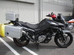 Suzuki V-Strom DL650. 650 куб. см., исправен, птс, без пробега
