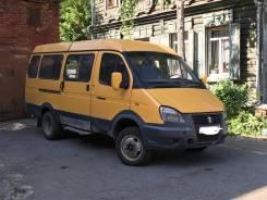 ГАЗ Газель Пассажирская. Газель пассажирская, 2 500 куб. см., 13 мест