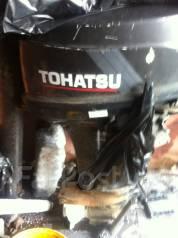 Tohatsu. 9,90л.с., 2-тактный, бензиновый, Год: 2007 год
