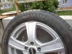 Продаю колеса на литых дисках. 5.0x16 ET110