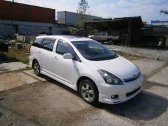 Toyota Wish. ZNE14, 1ZZ
