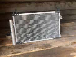 Радиатор кондиционера. Toyota Ractis, NCP100 Двигатель 1NZFE