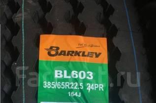 BARKLEY BL603 24PR, 385/65 R22.5. Всесезонные, 2017 год, без износа, 1 шт