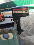 Yamaha. 4,00л.с., 2х тактный, бензин, нога S (381 мм), Год: 2000 год