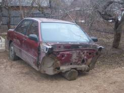 Кузов в сборе. Mitsubishi Galant, E34A