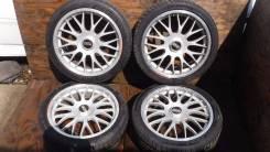 Отличные колеса R18 BBS. 7.5x18 5x114.30 ET48