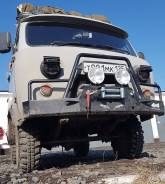 УАЗ Буханка. механика, 4wd, 2.9 (74 л.с.), бензин, 4 000 тыс. км